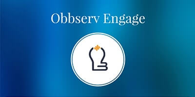 Obbserv Engage | Mobile App Development