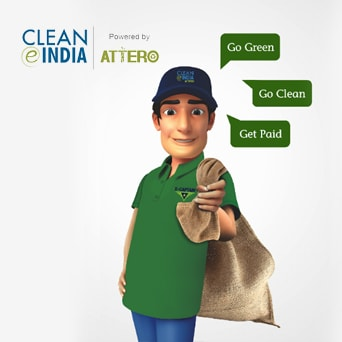 Cleaneindia | Mobile App Development