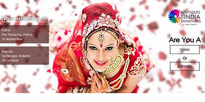 Boutiques of India | Website Development
