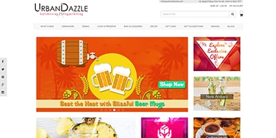 Urbandazzle | Web Development